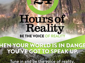 Let's Real: #24HoursofReality Coming Soon! #ClimateRealityProject #ClimateChang