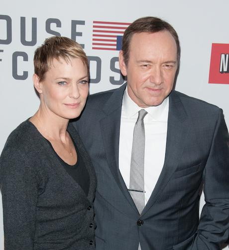 """""""House of Cards"""" Will Start Filming Again Next Month"""