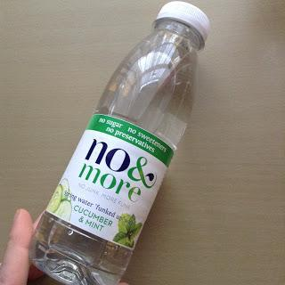 No & More Sugar Free Spring Waters Review