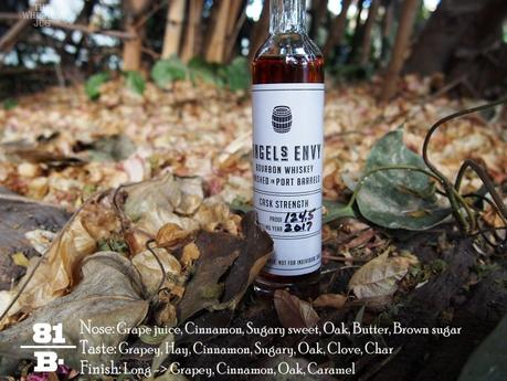 Angels Envy Cask Strength Review