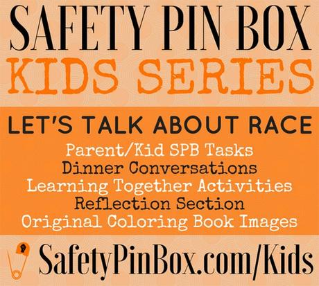 Safety Pin Box - Racism