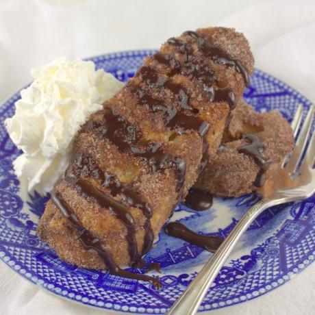 Rabanada (Brazilian French Toast) for #FrenchToastDay