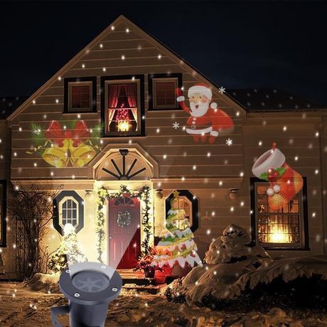 Christmas LED light lesser