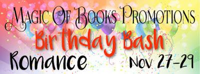Magic of Books Birthday Bash: Romance