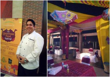 Chef Karam Chand Dogra Goldfinch Hotel