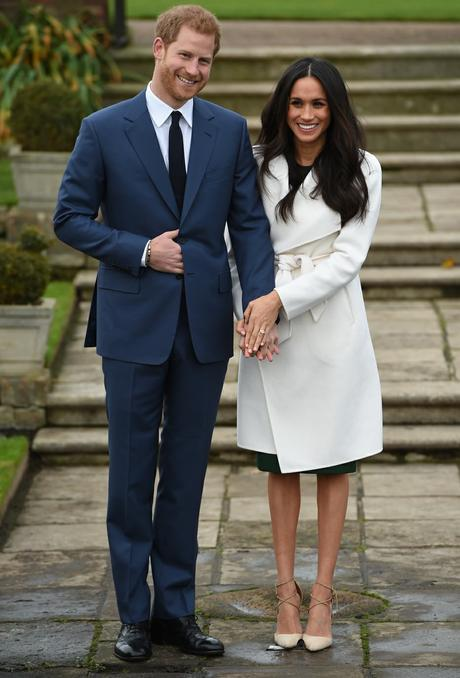 Meghan Markle didn't wear pantyhose for her big engagement photocall: shocking?!