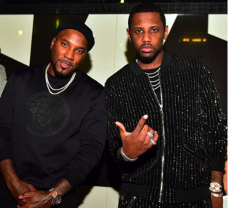 Fabolous Had A Gotham City Themed Masquerade Ball For His 40th Birthday