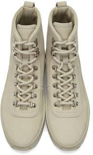 The Cool Sneaker And Snow Compromise:  Fear Of God Nubuck Hiking Sneaker Boots