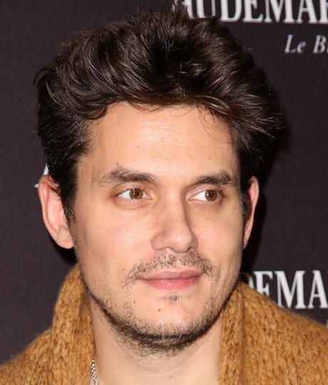 John Mayer Pulled A Santa On Katy Perry