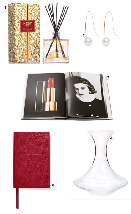 Amy havins shares a gift guide for the hostess.