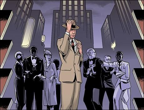 First Look at Incognegro: Renaissance #1 by Johnson & Pleece (Dark Horse)