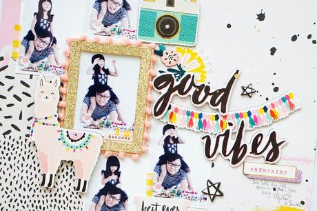 Crate Paper Design Team : Good Vibes