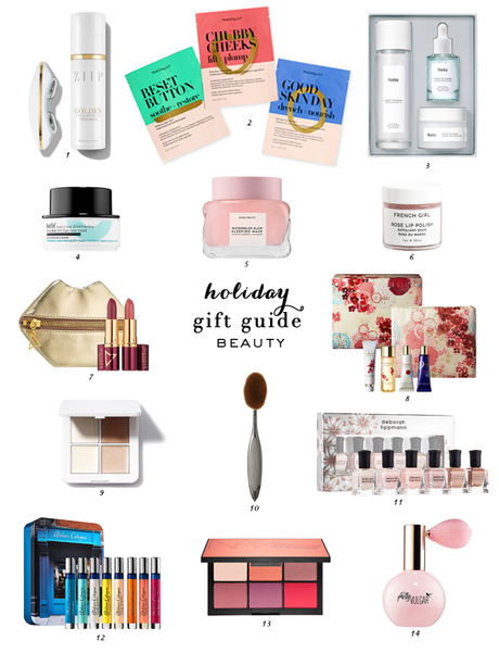 Holiday Gift Guide, Beauty Gifts, Gift Guide, Gift Ideas, Holiday Gifting