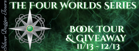 The Four Worlds Series by Angela J. Ford