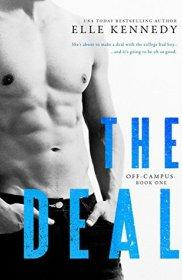 The Deal by Elle Kennedy   Blushing Geek