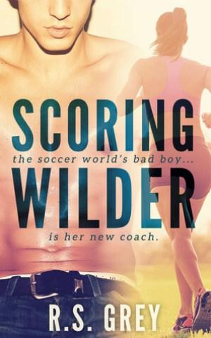 Book Review – Scoring Wilder by R.S. Grey