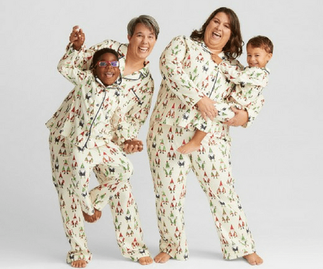 Deck the Halls In Your…Christmas Family Pajamas?