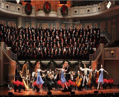 Indianapolis Symphonic Choir Presents A Festival of Carols