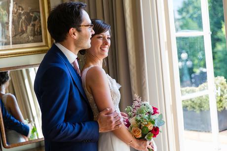 York & Albany Wedding Photography couples portait