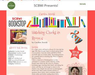 SCBWI Book Blast Ends Tomorrow! Visit while you can!