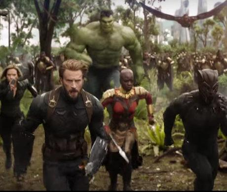 """The """"Avengers: Infinity War"""" Trailer Is Here To Confuse Old People"""