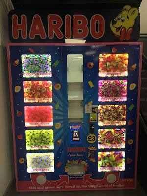 Today's Review: Haribo Pick 'N' Mix Machine