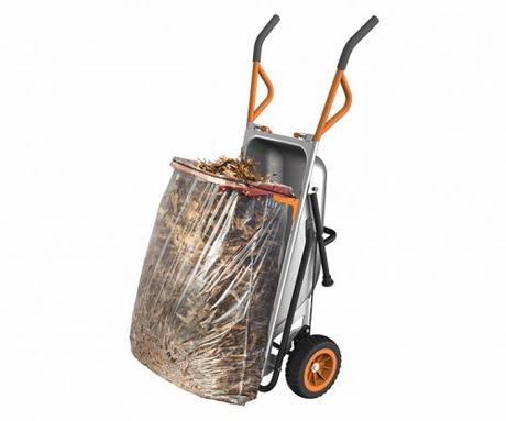 Aerocart bag holder