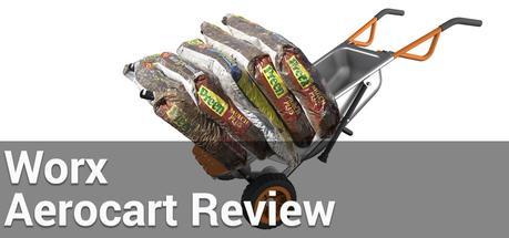 worx aerocart review