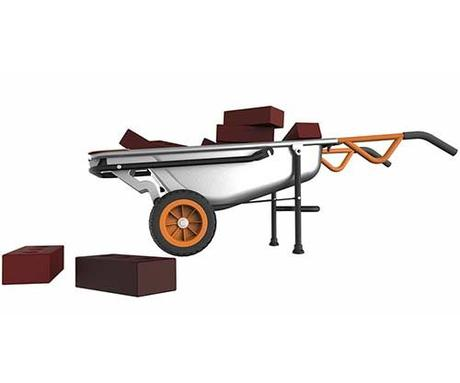 aerocart wheelbarrow