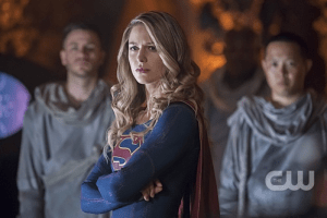 Supergirl Retro Review – The First 7 of Season 3