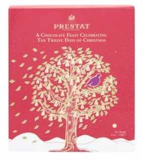 The #London #Christmas Shopping Guide 2017: @Prestat In #Piccadilly