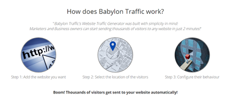 Babylon Traffic : Drive Floods Of Traffic To Your Website!