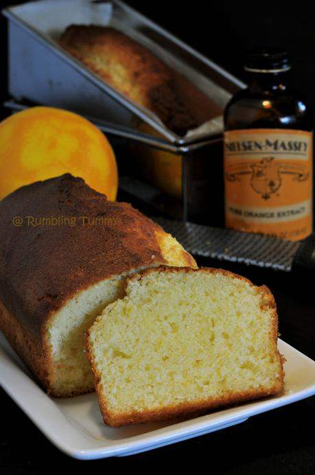Easy French Orange Yogurt Cake (Air fryer)