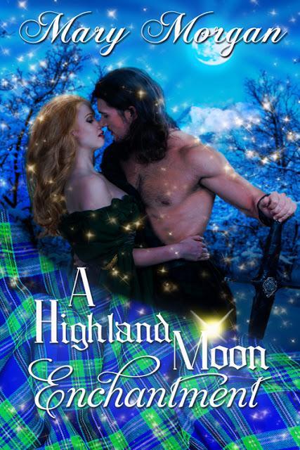 A Highland Moon Enchantment by Mary Morgan