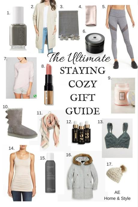 The Ultimate Gift Guide for Staying Cozy This Christmas