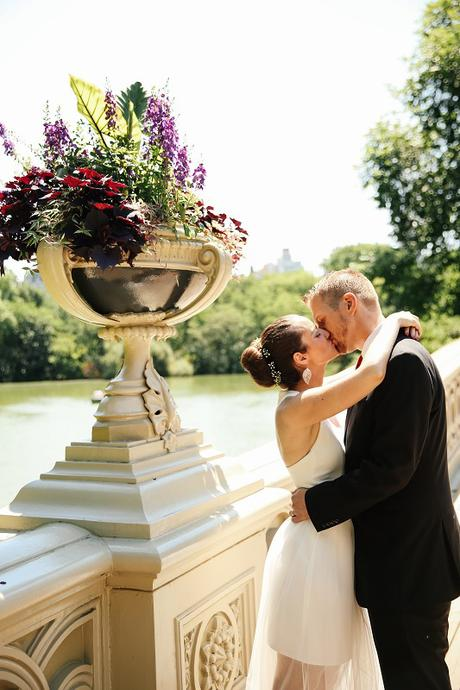 Eleven Reasons to Get Married in Central Park in the Summer