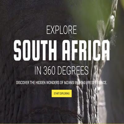 Take A 360 Degree Tour Of South Africa