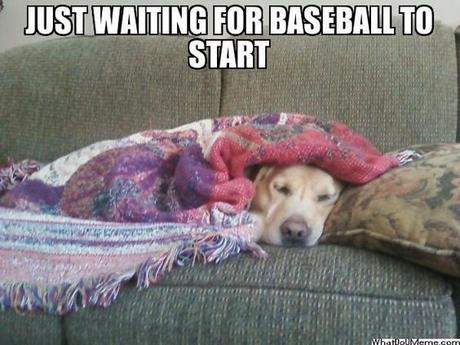 Countdown to spring training