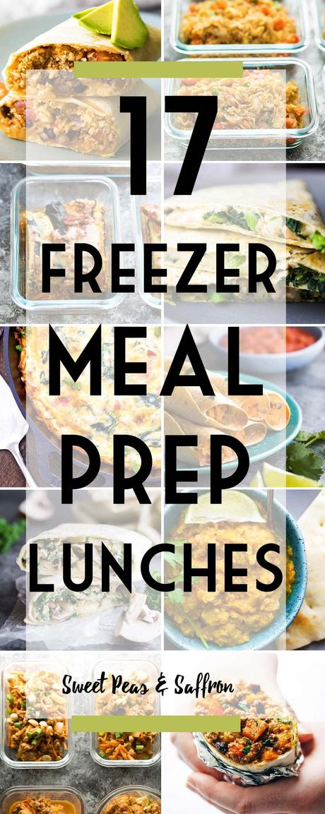 Freezer-friendly meal prep lunch recipes are perfect for those days when you don't have leftovers or anything prepped for lunch. Do a big prep session and stock up, and you won't be sorry!