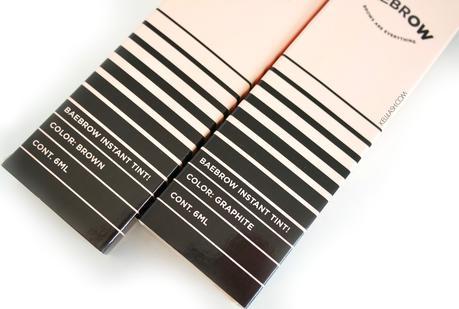 BAEBROW • Instant Brow Tint!