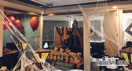 Halloween Party of Harvey