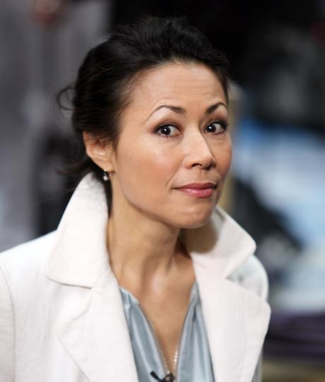 Ann Curry Doesn't Really Want To Talk About Matt Lauer Right Now