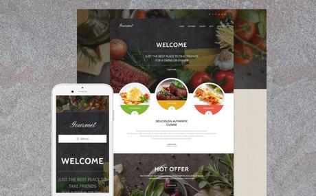 {Updated 2017} 30 Best Food & Restaurant WordPress Themes