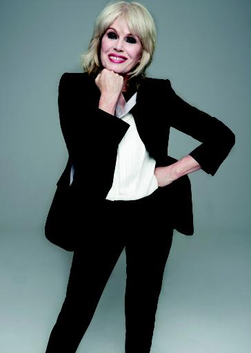 Joanna Lumley announces first ever live tour – IT'S ALL ABOUT ME