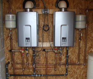 Traditional Electric vs. Tankless Hot Water Heaters