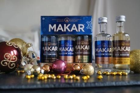 Christmas Countdown – 1st December – Makar Gin Gift Set