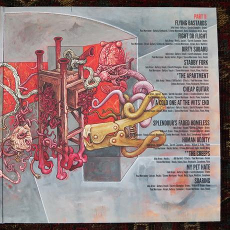 'Chronica' Sleeve Artwork