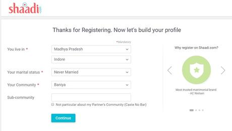 7 Easy Ways to Get More Responses for Your Shaadi.com Profile