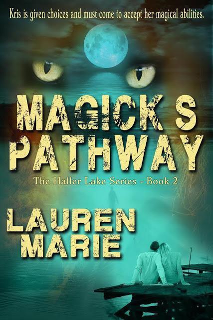 Release Tour: Magicks Pathway by Lauren Marie