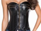 What Wear With Sexy Corset Tops Women